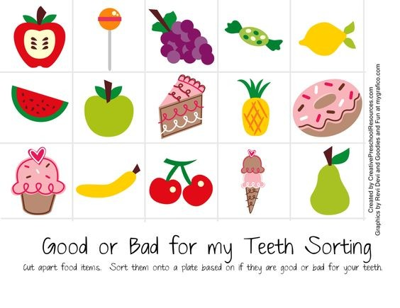 Good-for-Your-Mouth Foods